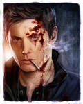 Dean Winchester - In Blood