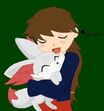 Rebekah Pokemon Redo AGAIN by Firegirl1015
