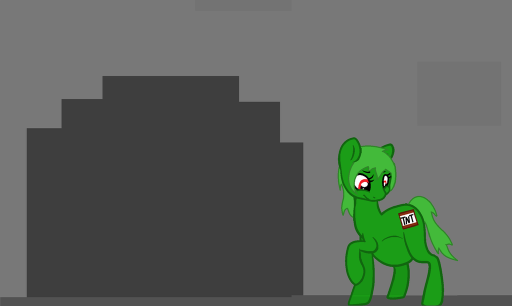 Cutie Creeper is .......Pregnant? (contest) by Firegirl1015
