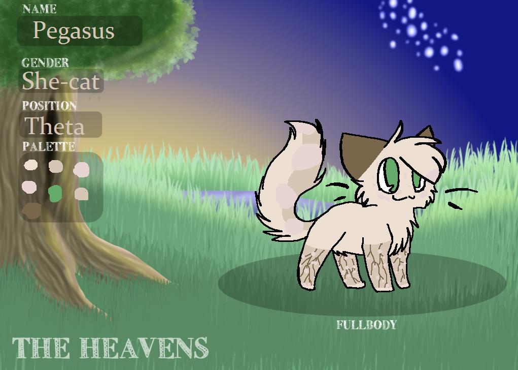 Pegasus by Firegirl1015