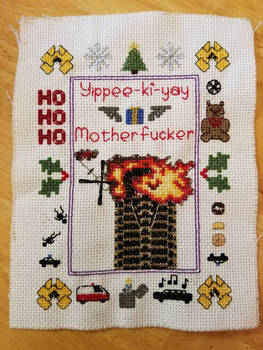 Violent Holiday Greetings