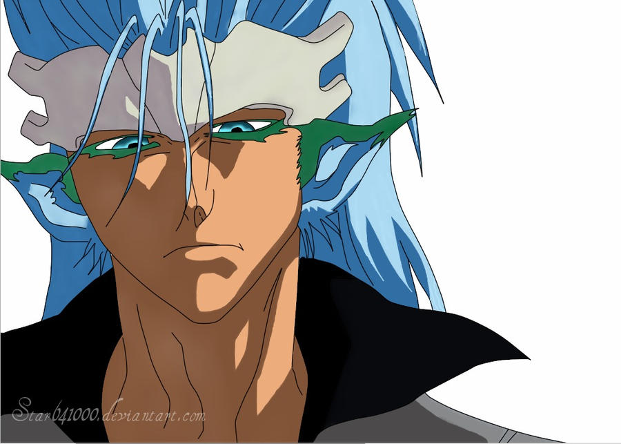 Grimmjow Jeagerjaques by star641000