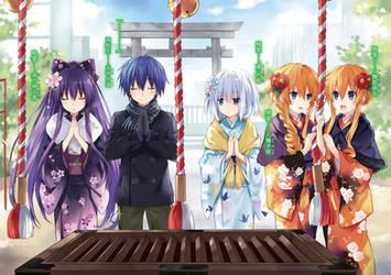 Shido and spirits at the Shrine