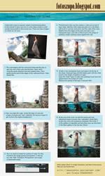 Underwater PS tutorial EN by anakurpek