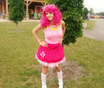 My Pinkie Pie Cosplay