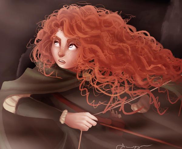 Brave by brusierkee