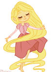 A Little Rapunzel