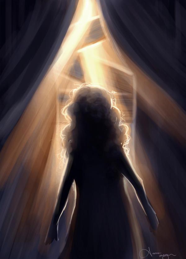 Light Through the Window by brusierkee