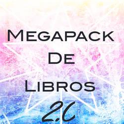 Megapack Libros 2.0 by JadeLittleBowtie