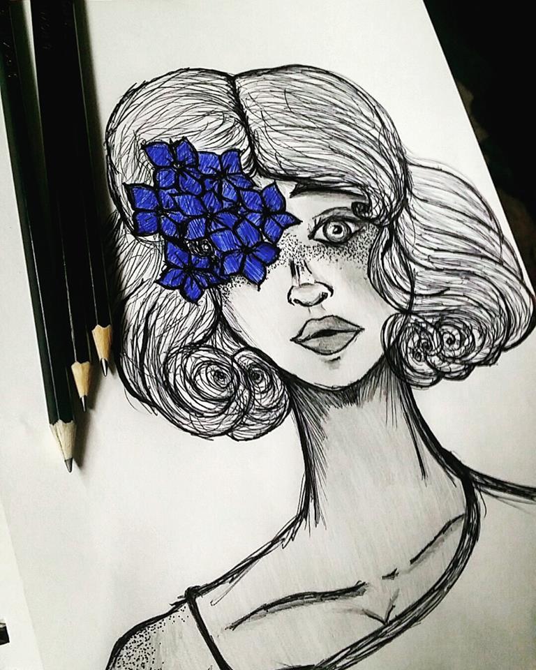 Smol Flower by Nepeta-Peixes