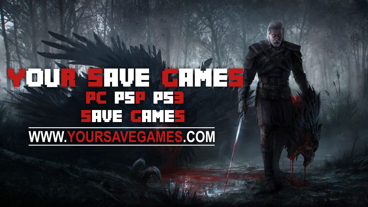 YourSaveGames Wallpaper by YourSaveGames