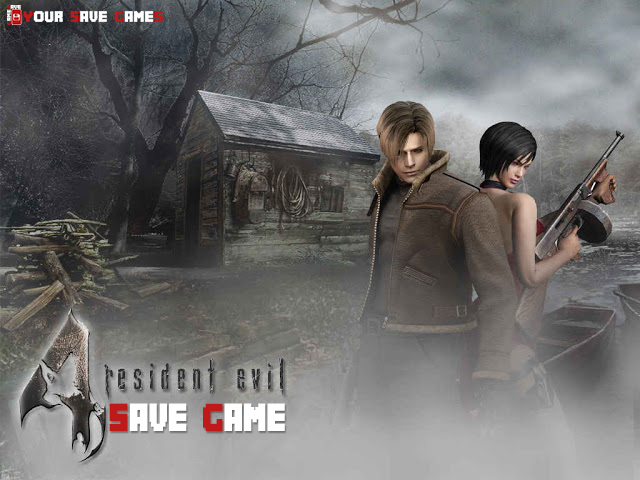Resident Evil 4 (100% PC Save Game) by YourSaveGames