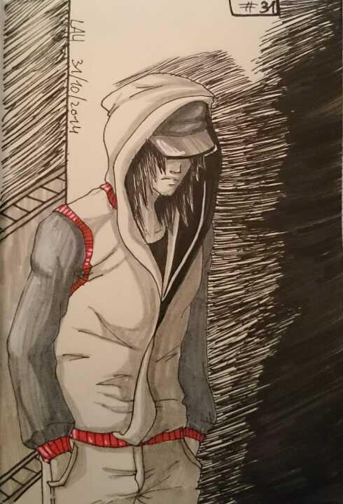 Inktober 2014 - 31 by Tears07