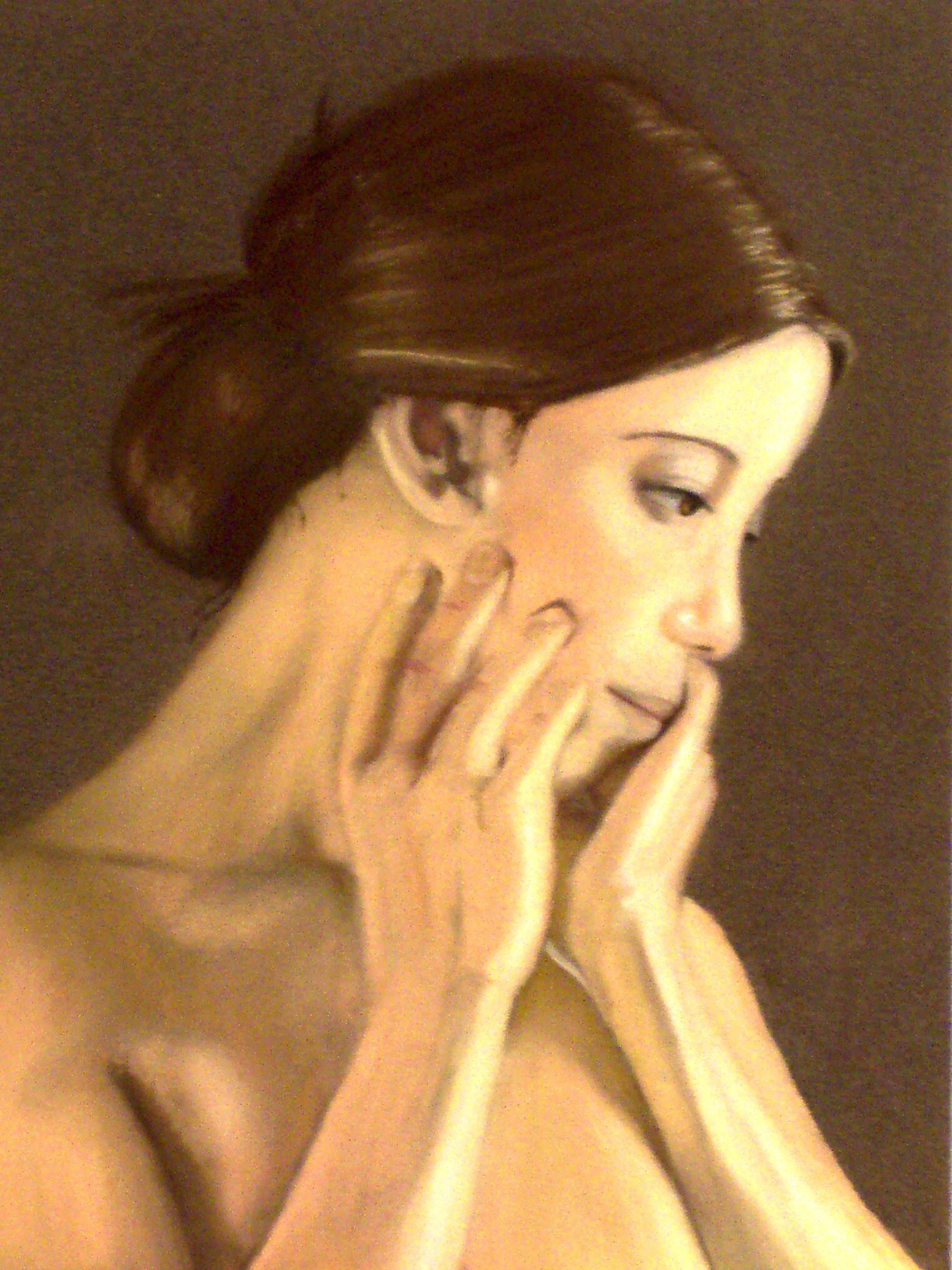 Serene Woman by NinaGrace