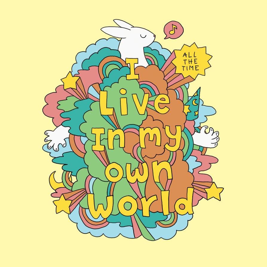 My World by MaxPaucar92