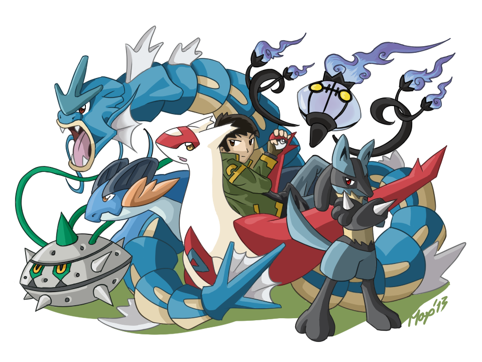 My Ou Team by MaxPaucar92