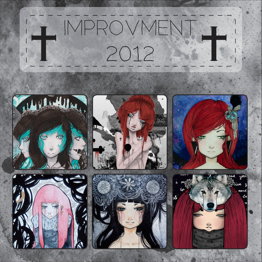 Improvement 2012 Dark style by Rowie-Ann