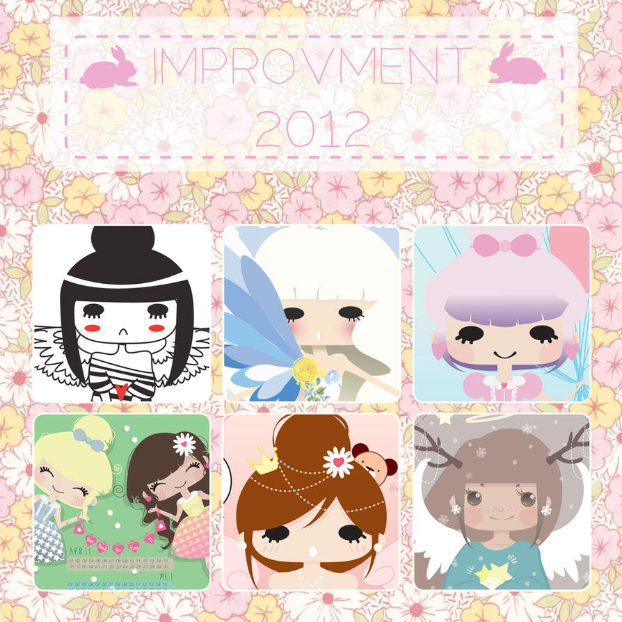 Improvement 2012 Sweet style by Rowie-Ann