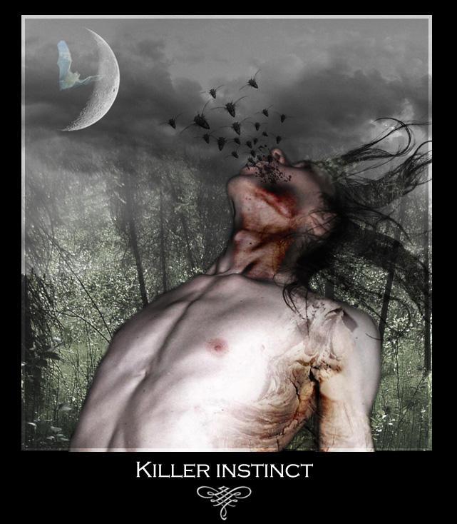 CICADA KILLER by virginsuicide123