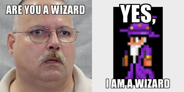 how to become a wizard in terraria