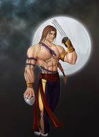 Vega - Street Fighter by herculesfilho