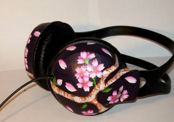 Sakura Headphones