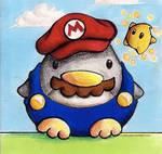 Super Mario Penguin