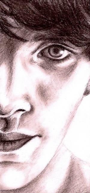 Colin Morgan - Close-up