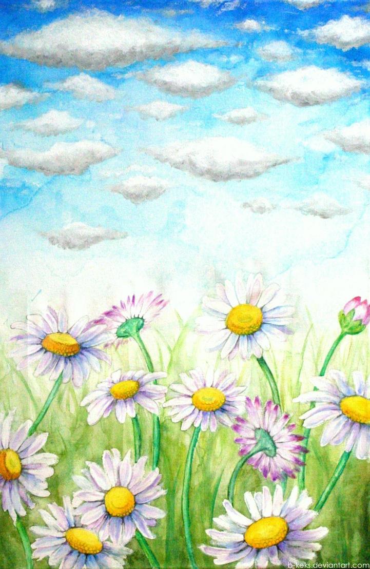 Seasons Pt.3 - Spring by B-Keks