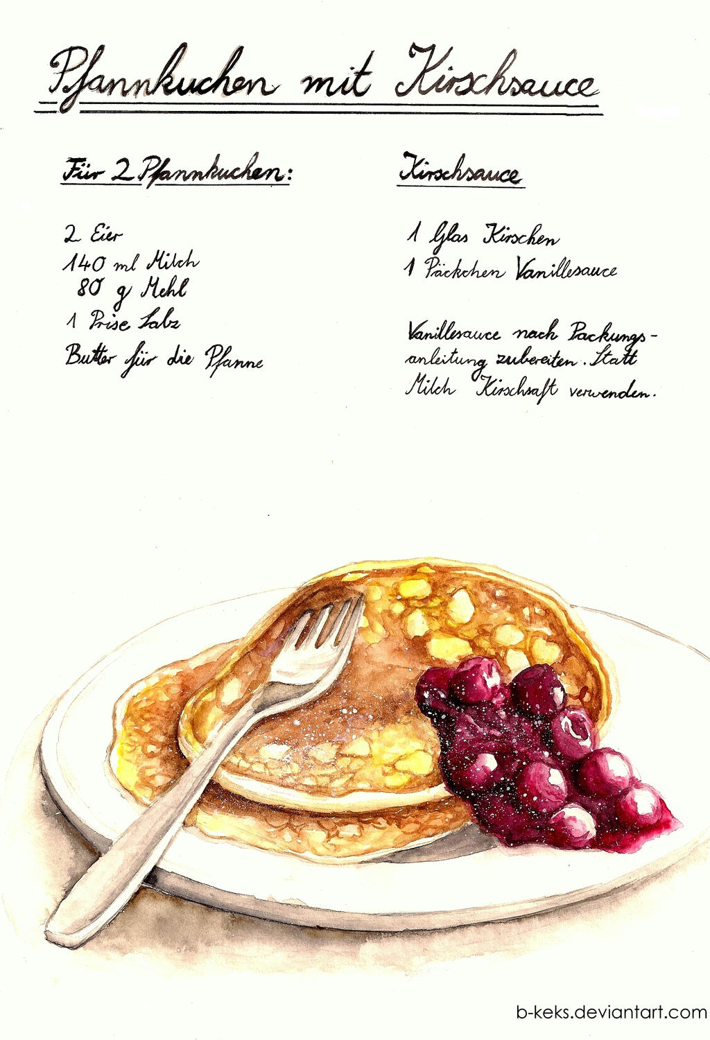 how to cook pancakes recipe