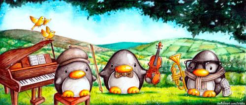 Music Penguins Commission: Kairiko