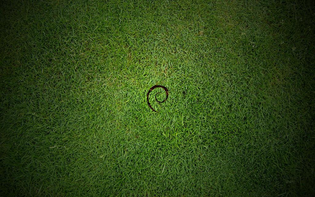 Debian Grass
