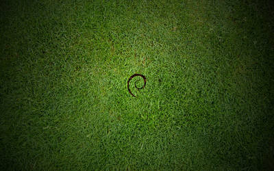 Debian Grass by hadret