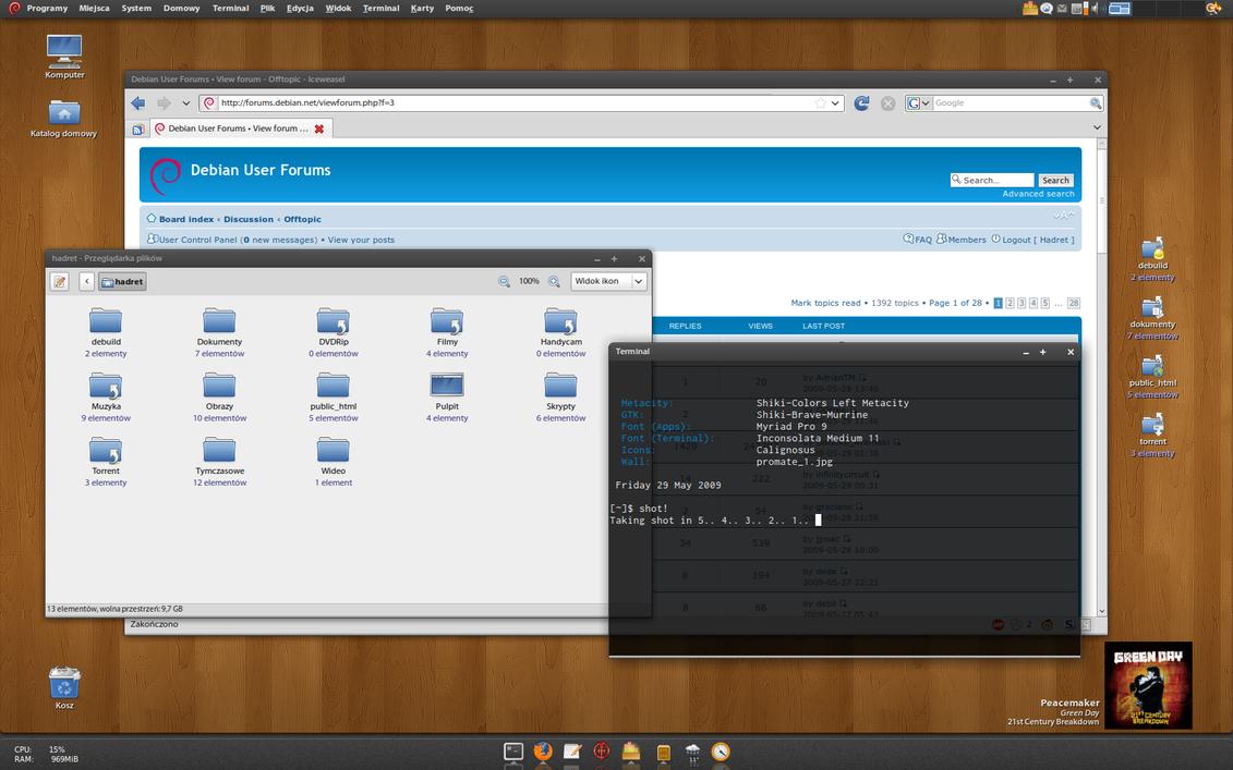 Debian - 200900529 by hadret