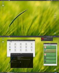 Debian Green Machine