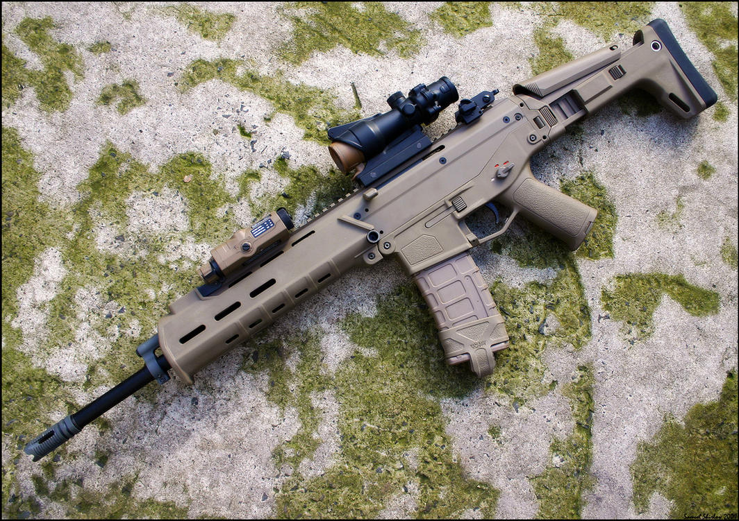 Magpul Masada by Drake-UK