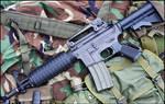 Colt m4 CQBR
