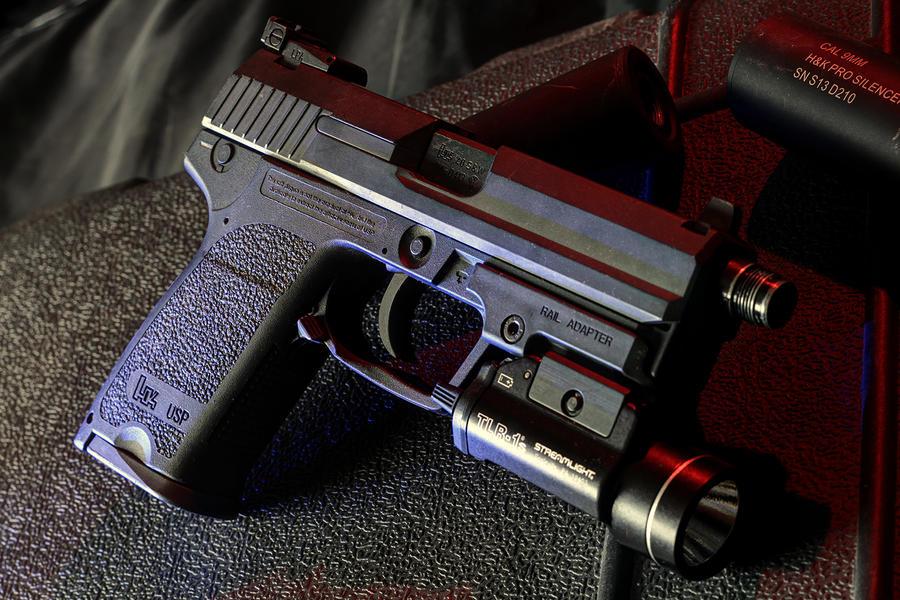 HK USP Tactical by Drake-UK