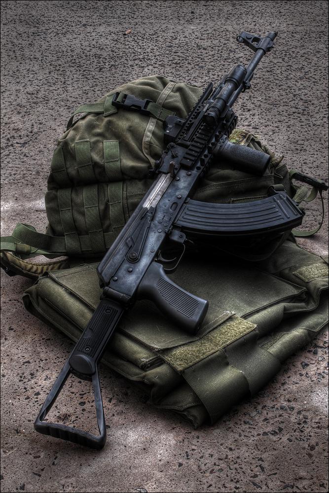 Type 56-2 by Drake-UK