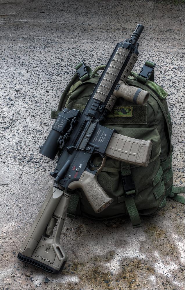 HK416 by Drake-UK