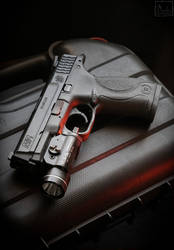 Smith and Wesson M and P-9
