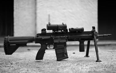 HK417 by Drake-UK