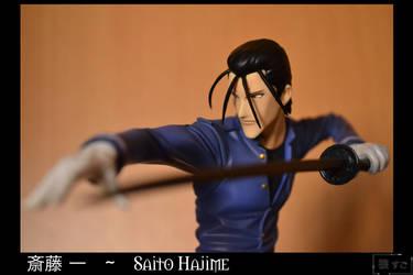 Figure 41 - Saito Hajime by Oukami-SuGo