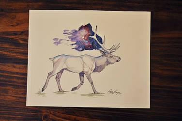 Nebula Deer