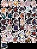 Pixel Masterpost [Commissions closed] by enfanir