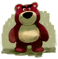 Lotso by sweating