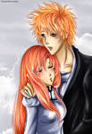 IchiHime:Scared of losing you