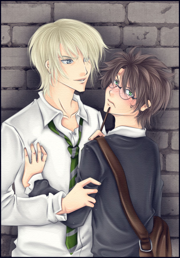 Draco x Harry: Come on, Potter by Iwonn
