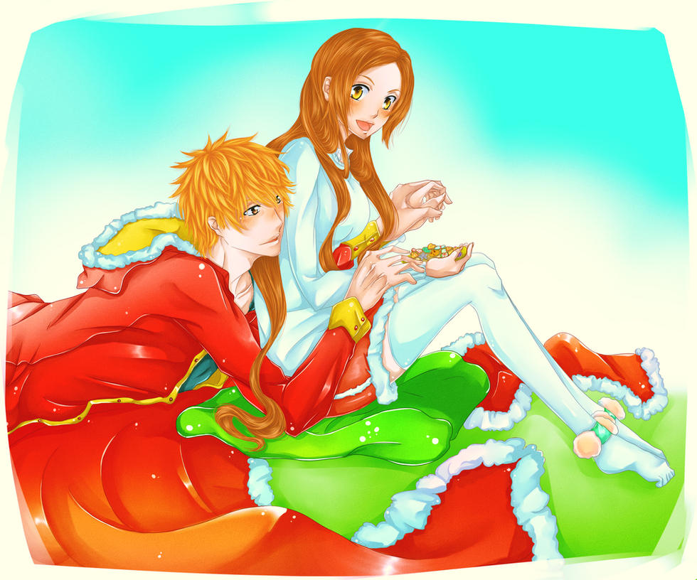 [Merry Christmas] by Iwonn