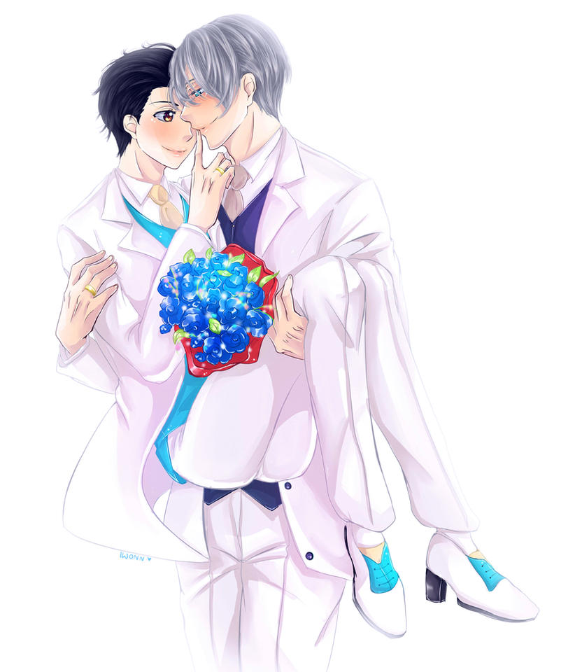 Just Married by Iwonn